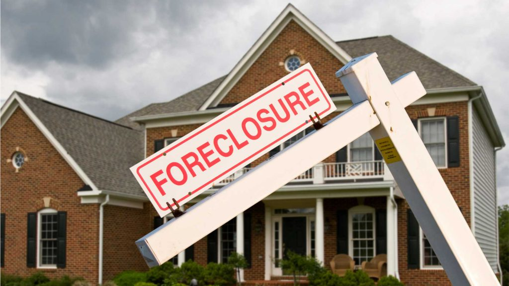 Dealing with Distressed Property